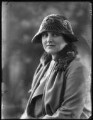 Elizabeth (née Forbes), Lady Irwin, by Bassano Ltd - NPG x123573