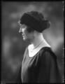 Anna Adelaide Caroline Shore (née Marsh), Lady Teignmouth, by Bassano Ltd - NPG x123583