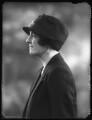 Anna Adelaide Caroline Shore (née Marsh), Lady Teignmouth, by Bassano Ltd - NPG x123584