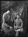 Lady Mary Elizabeth Kirk (née Plunkett); Elizabeth Kirk, by Bassano Ltd - NPG x123604