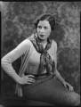 Sheila Claude Wingfield (née Beddington), Viscountess Powerscourt, by Bassano Ltd - NPG x123624