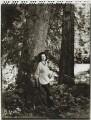 Angelica Campbell (née Lazansky von Bukowa), Countess Cawdor, by Tessa Traeger - NPG P1026(7)