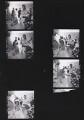 Jackie Kennedy Onassis; Princess Lee Radziwill (née Bouvier), by Cecil Beaton - NPG x40315