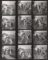 Jackie Kennedy Onassis; Princess Lee Radziwill (née Bouvier), by Cecil Beaton - NPG x40316