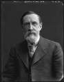Sir George Eulas Foster, by Bassano Ltd - NPG x32425