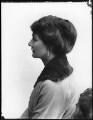 Florence Priscilla (née McLaren), Lady Norman, by Bassano Ltd - NPG x68900