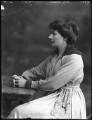 Florence Priscilla (née McLaren), Lady Norman, by Bassano Ltd - NPG x68901