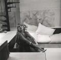 Zandra Rhodes, by Cecil Beaton - NPG x40350