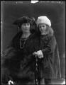 Alice Hester Camilla (née Cotton), Lady Chetwode; Penelope (née Chetwode), Lady Betjeman, by Bassano Ltd - NPG x81396