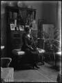 Annie Elizabeth (née Crothers), Lady Illingworth, by Bassano Ltd - NPG x80974