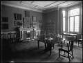 'View of Lady Illingworth's dining room (facing window)', by Bassano Ltd - NPG x80982