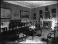 'View of Lady Illingworth's dining room (from doorway)', by Bassano Ltd - NPG x80983
