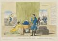 Pierre Louis, duc de Blacas d'Aulps ('Bonne prévoyance de Mr de Blacas. Dévouement des volontaires royaux'), possibly published by Maison Martinet - NPG D15889
