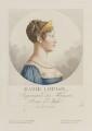 Marie Louise of Austria, by Noël François Bertrand - NPG D15914