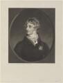 Armand Emmanuel du Plessis, duc de Richelieu, by Etienne Frederic Lignon, after  Sir Thomas Lawrence - NPG D15923
