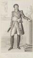 Henri Jacques Guillaume Clarke, duc de Feltre, by Julien Léopold Boilly, after  Descamps - NPG D15927