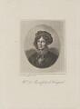 Anna Marie de Montgeroult, Comtesse de Beaufort d'Hautpoul, by E. de Beaufort - NPG D15930