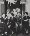Cecil Beaton and three others, by Pix Publishing Inc. - NPG x40684