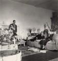 Cecil Beaton; Olga Lynn; Lilia Ralli, by Cecil Beaton - NPG x40687