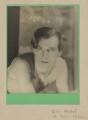 Cecil Beaton, by Curtis Moffat, and  Olivia Wyndham - NPG x30316