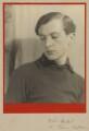 Cecil Beaton, by Curtis Moffat, and  Olivia Wyndham - NPG x30315
