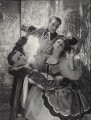 Sir Frederick Ashton; Harold Turner; Lydia Lopokova in 'The Masque of Beauty and Pleasure', by Cecil Beaton - NPG x40698