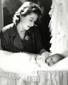 Queen Elizabeth II; Prince Charles, by Cecil Beaton - NPG x20202