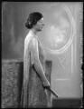 Julia Henrietta (née Harrison-Broadley), Lady Jackson, by Bassano Ltd - NPG x123713