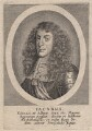 King James II, after Sir Peter Lely - NPG D18565