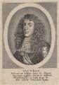 King James II, after Sir Peter Lely - NPG D18565