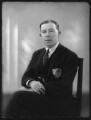 Sir George Kinloch, 3rd Bt, by Bassano Ltd - NPG x123738