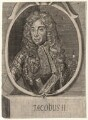 King James II, after Sir Godfrey Kneller, Bt - NPG D18580