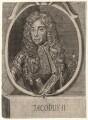 King James II, after Sir Godfrey Kneller, Bt - NPG D18580