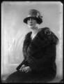 Maud Maitland (née Savile), Countess of Carnwath, by Bassano Ltd - NPG x123765