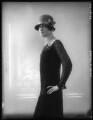 Maud Maitland (née Savil), Countess of Carnwath, by Bassano Ltd - NPG x123767