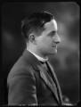 William Geoffrey Warwick, by Bassano Ltd - NPG x123770
