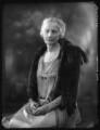 Mabel (née Leigh), Lady Cornwallis, by Bassano Ltd - NPG x123777