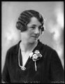Gwendolin Cotterill (née Neame), Lady Wrightson, by Bassano Ltd - NPG x123780
