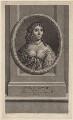Anne Hyde, Duchess of York, by Charles Louis Simonneau (Simoneau), after  Sir Peter Lely - NPG D18592