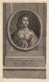 Anne Hyde, Duchess of York, by Charles Louis Simonneau (Simoneau), after  Sir Peter Lely - NPG D18593
