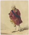 King George III, by Unknown artist - NPG D18599