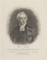 Thomas Chalmers, by William Home Lizars - NPG D16068