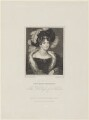 Princess Victoria, Duchess of Kent and Strathearn, by John Cochran, published by  William Sams, after  Fanny Corbaux - NPG D16074