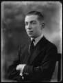 Edward Henry Harold Ward, 7th Viscount Bangor, by Bassano Ltd - NPG x123837