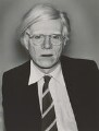 Andy Warhol, by John Swannell - NPG x87612