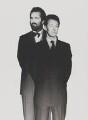 Jeremy Richard Bruce King; Chris Cobin, by John Swannell - NPG x87600
