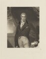 Robert Stewart, 2nd Marquess of Londonderry (Lord Castlereagh), by John Richardson Jackson, published by  Graves & Warmsley, after  Sir Thomas Lawrence - NPG D16094