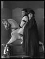 Adrian Gerald Foley, 8th Baron Foley; Minoru Foley (née Greenstone), Lady Foley, by Bassano Ltd - NPG x123938