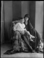 Adrian Gerald Foley, 8th Baron Foley; Minoru Foley (née Greenstone), Lady Foley, by Bassano Ltd - NPG x123944