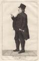 Sir John Leslie, by John Kay - NPG D18674